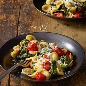 Orecchiette with Broccoli Rabe - EatingWell