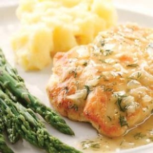 Lemon-dill chicken