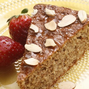 flourless-honey-almond-cake